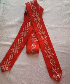 Bargello, Crochet Patterns, Embroidery, Ties, Amigurumi, Needlepoint, Crochet Pattern, Crochet Tutorials, Crocheting Patterns