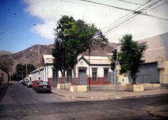 Vista del Liceo Católico el año 1998.