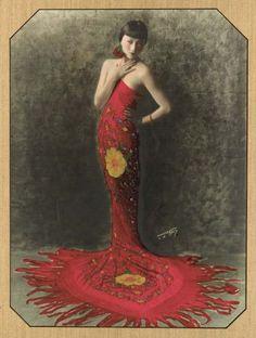 Anna May Wong- 1905-1961