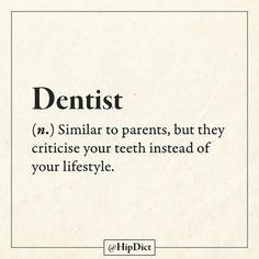 Family Dentist in Milton, ON - Hawthorne Village Dental Care Dentist Quotes, Dentist Humor, Nurse Humor, Dentist Art, Funny Dentist, Dental Life, Dental Health, Oral Health, Top Dental