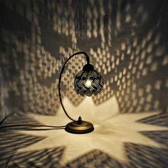MedreanaDesign Repurposed  Stainless Steamer into a Desk Lamp / BedSide Lamp / Table Lamp  https://www.etsy.com/shop/MedreanaDesign