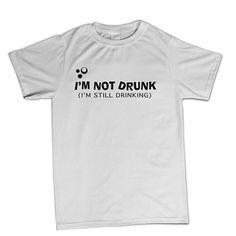 T-shirt Im not drunk BTU0036 **beezarre**