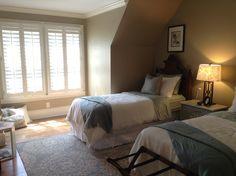 Dooley Guest Bedroom / You In Mind Designs #yimdesigns