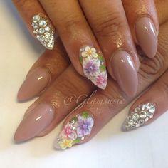.@glamsusie | #nails #nailart #nailporn #nailswag #naildesign #nailstagram #nailartjunkie #... | Webstagram