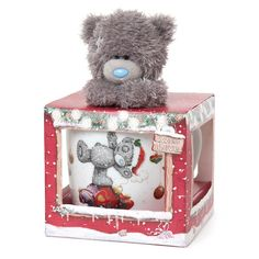 Christmas Me to You Bear Mug & Plush Gift Set  £9.99