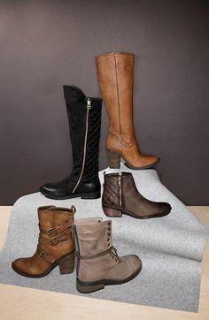 Steve Madden 'Yale' Belted Boot (Women) | Nordstrom