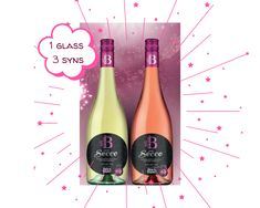 The perfect summer sparkler - B Secco White and Rosé - 3 syns per glass — Slimming World Survival Aldi Slimming World, Slimming World Survival, Oat Biscuits Healthy, Sparkling Drinks, Be My Bridesmaid, Prosecco, Sparklers, Food Hacks, How To Find Out