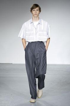 E. Tautz | Menswear - Spring 2018 | Look 17