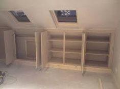 Resultado de imagen de loft conversion storage