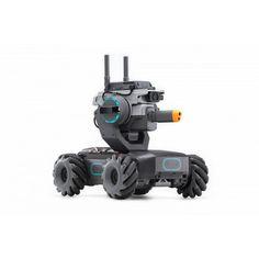 DJI RoboMaster S1 Drones, Robot Lego, Robot Platform, Learn Robotics, Robotics Competition, Educational Robots, Hall Effect, Writing Programs, Smart Robot