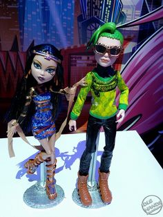 Toy Fair 2015 Mattel Monster High Shoot 2 165 | Flickr - Photo Sharing!