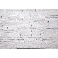 plaquette de parement pl tre blanc chelsea ideedeco homedecor mur entr e et couloir. Black Bedroom Furniture Sets. Home Design Ideas