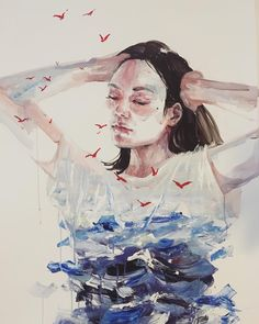1000 Drawings ! — by Agnes Cecile