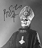 #10: Ghost B.C. swedish metal band Papa Emeritus II Autographed REPRINT 8x10 inch Photo RP http://ift.tt/2cmJ2tB https://youtu.be/3A2NV6jAuzc