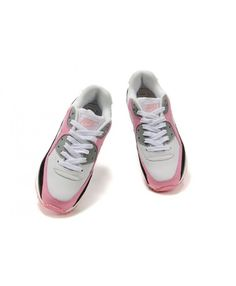 Nike Air Max 90 Grey Pink Womens Sale UK 05edc94d20