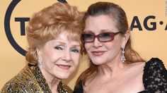Debbie Reynolds dies -- the 'Singin' in the Rain' star and mother of Carrie Fisher was 84.