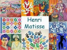 Art History Paintings in American History – Viral Gossip Henri Matisse, Matisse Kunst, Matisse Art, Kids Art Class, Art For Kids, Round Robin, Ecole Art, Keith Haring, Art Plastique