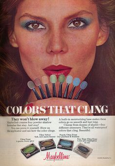 Hair and Beauty Adverts from the 1970s - Hair and Makeup Artist ...