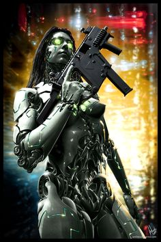 Cyberpunk Photography 046 by tower-raven.deviantart.com on @deviantART