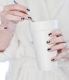 Rorschach nails