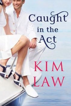 Kim Law author of this great book and many more. Hot steamy exciting romance.....Caught in the Act......check it out.