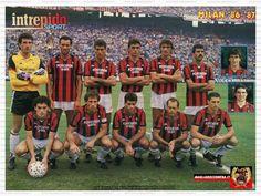 Milan stagione 1986-87