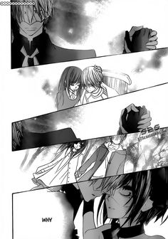 Vampire Knight Masquerade Night - Read Vampire Knight Masquerade Night Manga Scans Page 1 Free and No Registration required for Vampire Knight Masquerade Night Masquerade Night Vampire Knight, Yuki And Zero, Pokemon Human Form, Matsuri Hino, Yuki Kuran, Zero Kiryu, Hot Vampires, Anime Comics, Anime Love