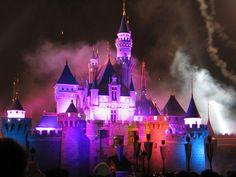 Disneyland- Been there