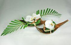 décoration florale de table  | de table en orchidées zen pour mariage décoration florale de table ...