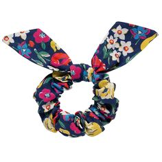 Paradise Fields Hair Tie with Bow | Jewellery | CathKidston