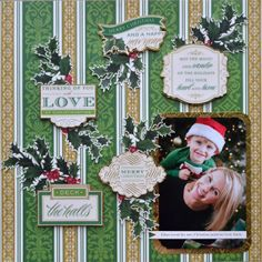 it happened like this...: crafty christmas countdown: day 16