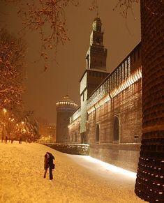 Castello Sforzesco.