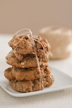 Recipe : Maple Oat Chocolate Chip Cookies