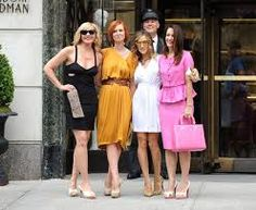 Image result for sex and the city fashion