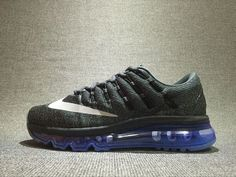 check out ce841 17d8a Nike Air Max Sneakers Woman Anthracite