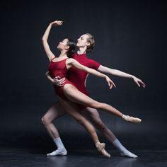 @polenyonok and Timothy Chaplin, Vaganova Ballet Academy АРБ им. А.Я.Вагановой - Photographer Alisa Tikston Алиса Тикстон