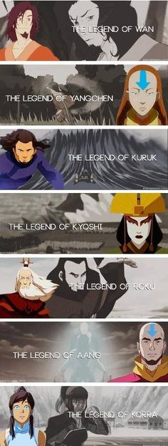 What I wouldn't do to get a Kyoshi miniseries #thelegendofkyoshi #atla