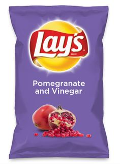 #droz #lays #dousaflavor Wouldn't Pomegranate and Vinegar be yummy as a chip? Lay's Do Us A Flavor is back, and the search is on for the yummiest flavor idea. Create a flavor, choose a chip and you could win $1 million! https://www.dousaflavor.com See Rules.