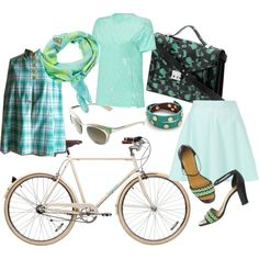 Vintage Cycle Chic Style Guide