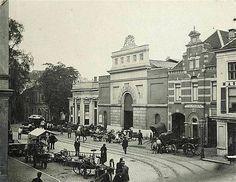 Boterhal, Mariaplaats, 1864.