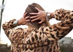 I really want a leopard print coat