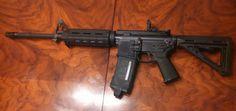 Sig Sauer M400 Enhanced 5.56 Nato  Find our speedloader now!  http://www.amazon.com/shops/raeind