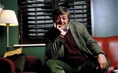 "Writer, actor and television personality Stephen Fry on suicide: 'There is no ""why"". It's not the right question'  Photo: Rex Features"
