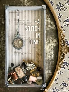 One Lucky Day: A Stitch in Time
