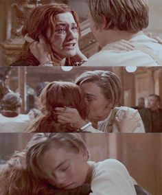 Titanic everything. Favorite moment in my favorite movie