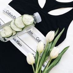 urban outfitters - cleanse - spring - sports bra - calvin klein
