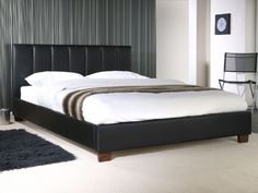 black bed - Google Search