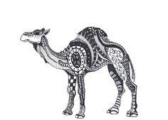 Camel by BizBoston.deviantart.com on @DeviantArt