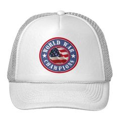 d264b9e21e9 US Flag World War Champions Trucker Hat Champs