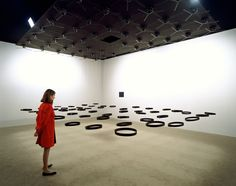 Standards and Double Standards, 2004 - Rafael Lozano-Hemmer